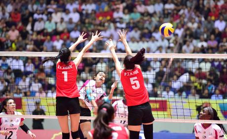 Chung ket VTV Cup 2016: Tuyen nu Viet Nam that bai - Anh 5