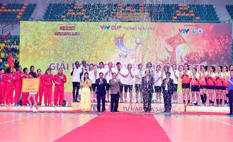 Chung ket VTV Cup 2016: Tuyen nu Viet Nam that bai - Anh 7