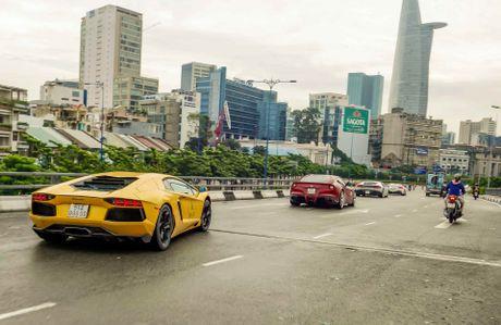 Cuong Do La dan dau doan sieu xe tai khoi dong Car Passion - Anh 10