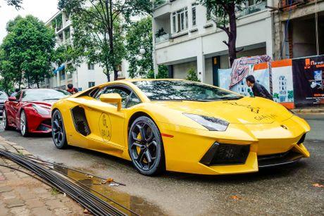 Cuong Do La dan dau doan sieu xe tai khoi dong Car Passion - Anh 3