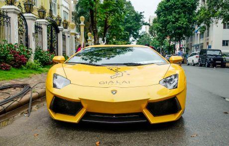 Cuong Do La dan dau doan sieu xe tai khoi dong Car Passion - Anh 5