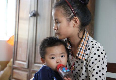 Truong hoc o Ha Tinh chim trong nuoc lu - Anh 8