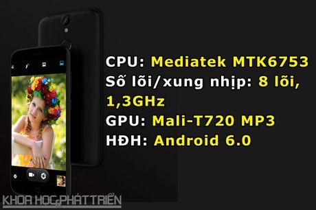 Can canh smartphone cam bien van tay, RAM 3 GB, gia sieu re - Anh 1
