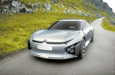 Citroen CXperience - doi thu cua Audi A5 Sportback va BMW 4-Series Gran Coupe - Anh 1
