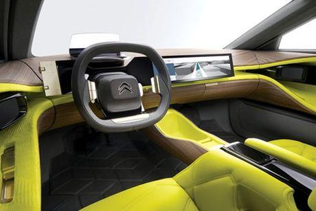 Citroen CXperience - doi thu cua Audi A5 Sportback va BMW 4-Series Gran Coupe - Anh 2