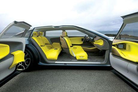 Citroen CXperience - doi thu cua Audi A5 Sportback va BMW 4-Series Gran Coupe - Anh 3