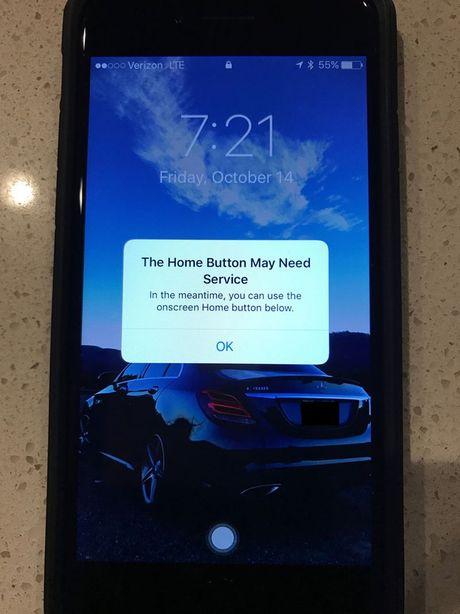 Phim Home tren iPhone 7 bat ngo bi liet: Apple se tu dong dua ra canh bao va khac phuc tam thoi - Anh 1