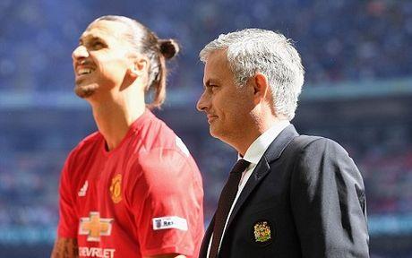 Ibrahimovic sang Man United chi sau 1 cau noi cua Mourinho - Anh 1