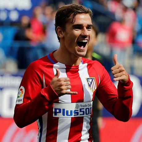 Man United quyet theo duoi Griezmann de thay the Rooney - Anh 1