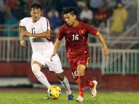 Tuan Anh vang mat, Cong Phuong da 8 phut tai vong 36 J.League 2 - Anh 2