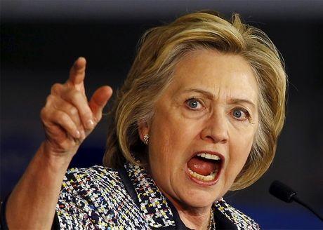 Email bi ro ri moi nhat cua ba Clinton tiet lo bi mat 'rung dong' gi? - Anh 1