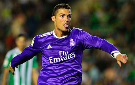 Ronaldo ghi ban, Real thang 6-1 truoc Betis - Anh 2