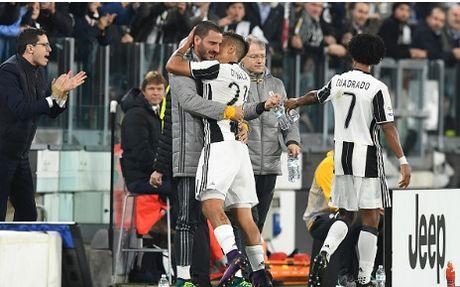 Dybala toa sang, Juventus loi nguoc dong truoc Udinese - Anh 11