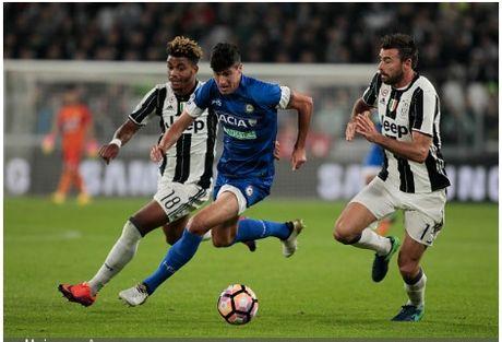 Dybala toa sang, Juventus loi nguoc dong truoc Udinese - Anh 1