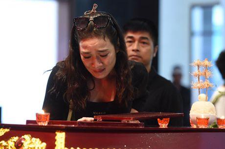 Gia dinh, dong nghiep dau buon tien dua nghe si Quach Xuan Cuong - Anh 6