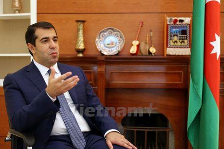 Dai su Azerbaijan: 'Chung toi mong Viet Nam som mo su quan o Baku' - Anh 1