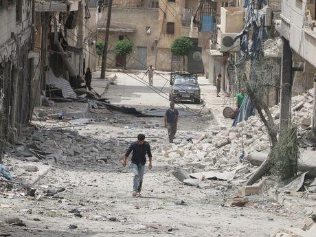 Lien minh chau Au doi dua Syria va dong minh cua Syria ra ICC - Anh 1