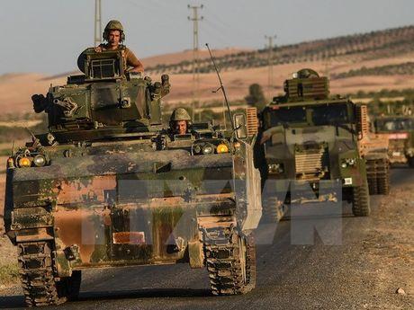 Tho Nhi Ky tuyen bo tham gia chien dich giai phong Mosul khoi IS - Anh 1