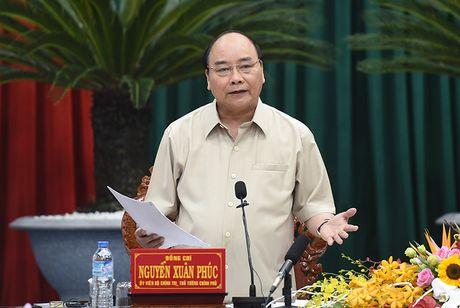 Thu tuong muon Long An khac phuc ngay van de chong buon lau - Anh 1