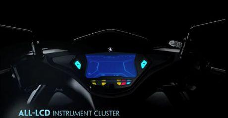 Yamaha NVX 150 se ra mat trong thang 10 tai Viet Nam - Anh 2