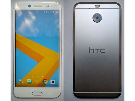 HTC Bolt vo kim loai, khong giac 3.5mm ra mat ngay mai - Anh 1
