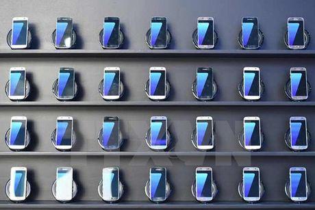 Nho su co, luong nguoi dung Galaxy Note7 tang cao... ky luc - Anh 1