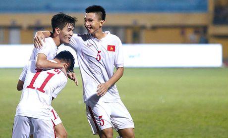 U19 Viet Nam truoc nguong cua lich su - Anh 1