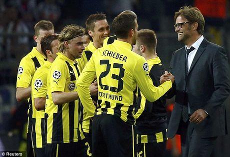Trong qua khu, Jurgen Klopp chua tung biet so Jose Mourinho - Anh 2