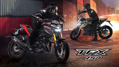 Xe naked bike Yamaha TFX150 chinh thuc chot gia 79,9 trieu Dong tai Viet Nam - Anh 1