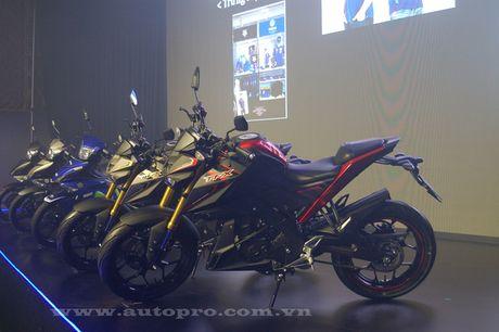 Xe naked bike Yamaha TFX150 chinh thuc chot gia 79,9 trieu Dong tai Viet Nam - Anh 2