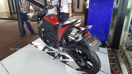 Xe naked bike Yamaha TFX150 chinh thuc chot gia 79,9 trieu Dong tai Viet Nam - Anh 4