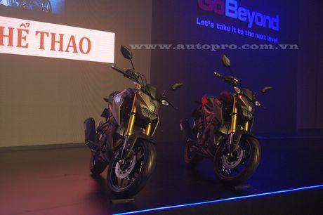 Xe naked bike Yamaha TFX150 chinh thuc chot gia 79,9 trieu Dong tai Viet Nam - Anh 5