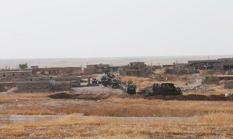 Chien dich giai phong Mosul: 'Thoi khac chien thang dang den gan' - Anh 1