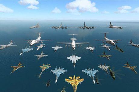 Top may bay chien dau Nga khien NATO 'soc oc' - Anh 1