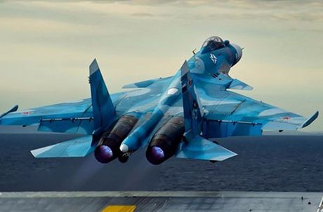 Top may bay chien dau Nga khien NATO 'soc oc' - Anh 5
