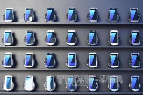Samsung Viet Nam thu hoi hon 8.000 dien thoai Galaxy Note 7 - Anh 1