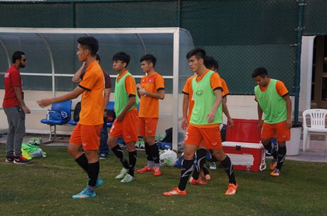 HLV Hoang Anh Tuan: 'Chac chan UAE se nhin U.19 Viet Nam bang con mat khac' - Anh 3