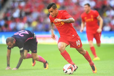 Liverpool - Manchester United: Anfield ruc do duoi anh den - Anh 1
