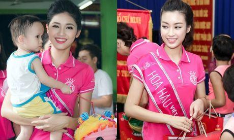 Phan Anh, Ho Ngoc Ha ung ho nguoi dan mien Trung - Anh 6