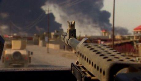 Tu chien voi khung bo IS tai Mosul: Thu thach lon voi Iraq - Anh 1