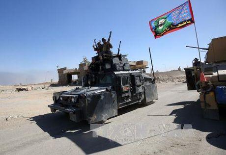 LHQ lo tinh mang nguoi dan Mosul khi tran tu chien bat dau - Anh 1