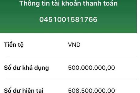 Trieu nguoi cam dong truoc so tien khung MC Phan Anh ung ho mien Trung - Anh 1