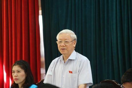 Tong Bi thu: 'Chong noi xam kho vi ta tu danh vao ta' - Anh 1