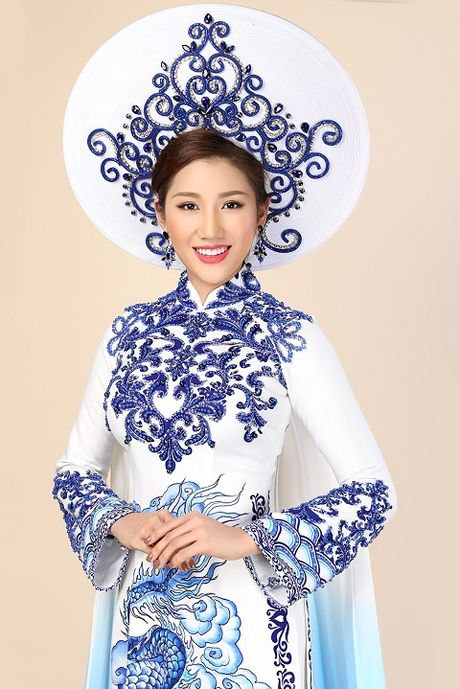 Van den deo duoi, Bao Nhu 'trang tay' o Hoa hau Lien luc dia - Anh 1