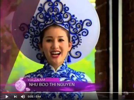 Van den deo duoi, Bao Nhu 'trang tay' o Hoa hau Lien luc dia - Anh 3