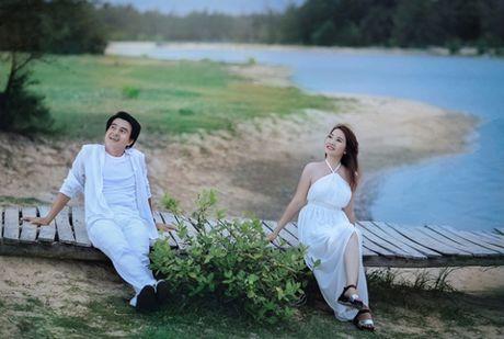 O tuoi 41, Cao Minh Dat van chup anh cuoi lang man nhu phim Han - Anh 3