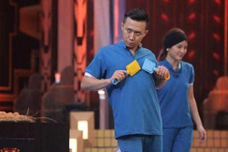 """Ky tai thach dau: Hua Vi Van am chi Tran Thanh """"mac benh"""" vi Hari Won - Anh 12"""