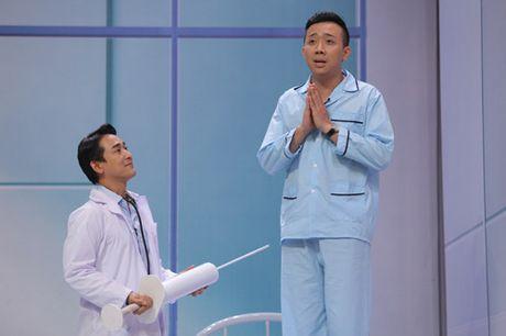 """Ky tai thach dau: Hua Vi Van am chi Tran Thanh """"mac benh"""" vi Hari Won - Anh 2"""