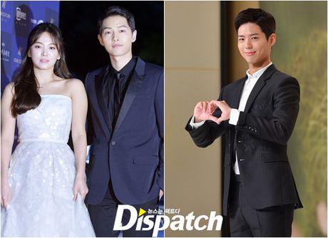 Chan hen ho tai Na Uy, Song Joong Ki - Song Hye Kyo con tang chung qua dan em - Anh 2