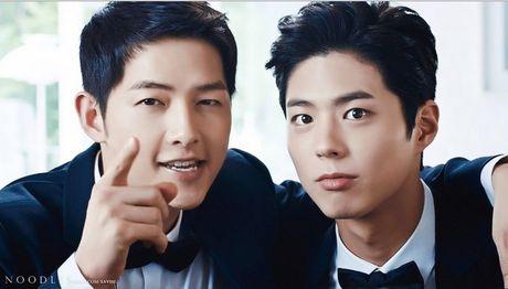 Chan hen ho tai Na Uy, Song Joong Ki - Song Hye Kyo con tang chung qua dan em - Anh 4